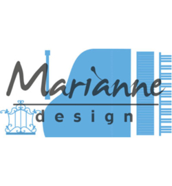 Marianne Design Piano LR0501