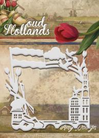 Amy design Holland ADD10046 snij en embossingsmal