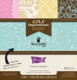 Cor impression  Fancy  Colors      30,5x 30,5       art.   krs. 8019