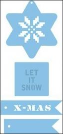 Marianne   design creatable   LR0187 Winter Wishes vanaf   in onze winkel aanwezig, bestellen/voororderen 10% korting