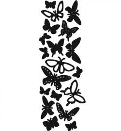 Marianne design CR 1354 vlinders
