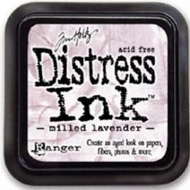 Distress Inkt Tim Holtz - Ranger   Art.  Krs. 0608  Milled Lavendel