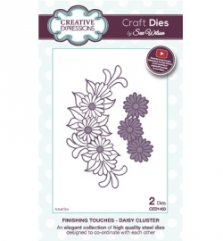 CREATIVE EXPRESSION ART CED 1450 DAISY CLUSTER