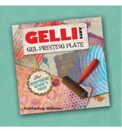 Gelli Printing plate 15,24x15,24cm   22,95 op voorraad 1