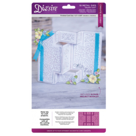 Diesire Create a card SHUTTER CARD art. DS-CAD-SHCA