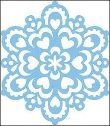 Marianne design creatable  Snowflake  LR0185  in onze winkel aanwezig. Afhaalkorting 10%