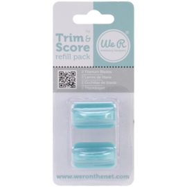 WE-R Trim en score refill pack art. 71338-8