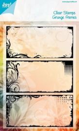 Joy Crafts Grunge Frames art. 6410/0313