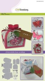 Craft emotions Chocoladebox butterfly komt rond 24 mei binnen