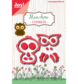 Joy Crafts uiltjr Mon Ami Chaarles art.6002/0965