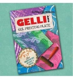 Gelli Printing plate 7.62x17.78cm   22,95  op voorrraad 1