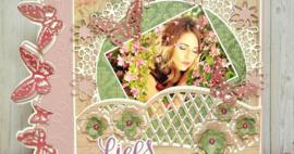 Joy  vlinderrand art. 6002/0763