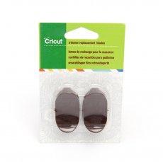Cricut trimmer relacements blades inhoud 2 stuks art.290101