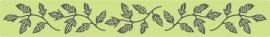 Cheery Linn B178 Florish Leaf strip. op voorraad