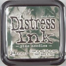 Distress Inkt Tim Holtz - Ranger   Art.  Krs. 0618  Pineneedles