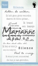 Marianne   design clearstamp   art. EWS 2224