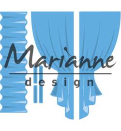 Marianne Design Curtains LR0502