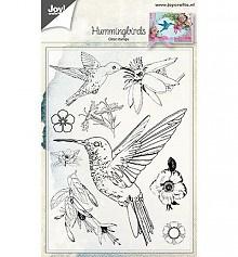 Joy Crafts 6410/0464 Hummingbirds
