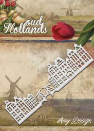 Amy Design Snij en embossingsmallen Add10051 Holland