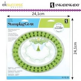 Stamping gear art. vas. EK65-32022