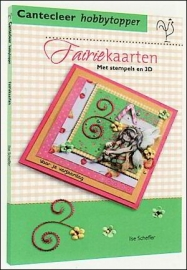 Hobby Topper jal. art.72904-051 Fairykaarten.