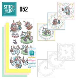Stitch and Do 52