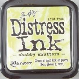 Distress Inkt Tim Holtz - Ranger   Art.  Krs. 0624  Shabby Shutters