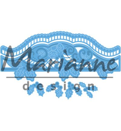 Marianne Design Petra's Christmas border LR0488
