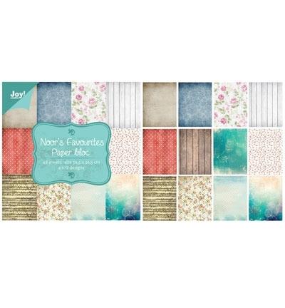 Joy Crafts paperbloc Favoriets art. 6003/0710