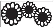 EK succes Large Chain edge punch Garden Flower Chain all. art.54-50025  voorraad 2x