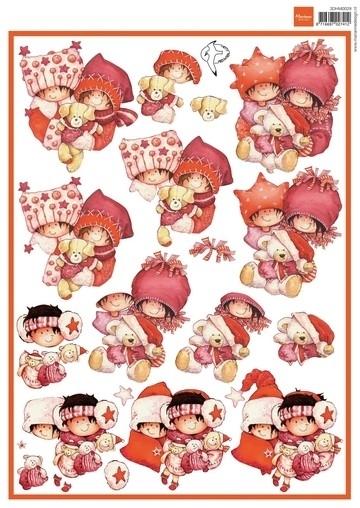 Marianne design art. 3d HM 029 Snoesjes