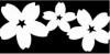 Martha Stewart  all.  Double  edge punch  Cherry Blossom art. 42-70051