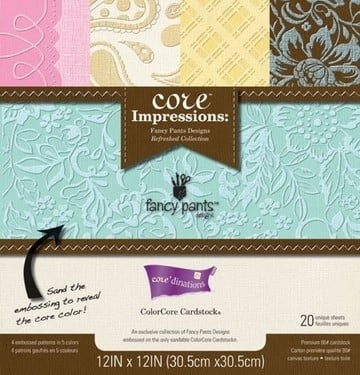 Cor impression  Fancy  Colors      30,5x 30,5       art.   krs. 8019