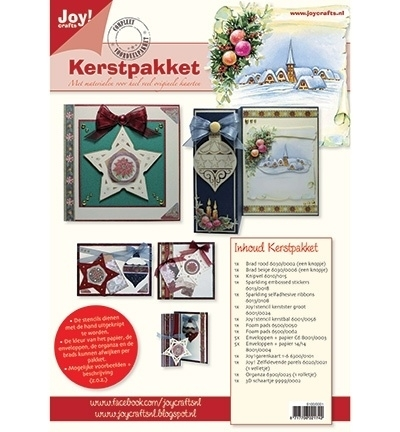 Joy Crafts kerstpakket 1 art. LL 9100/0001