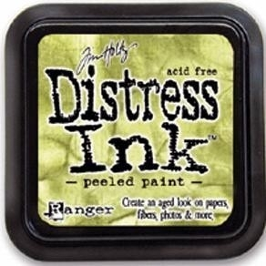 Distress Inkt Tim Holtz - Ranger   Art.  Krs. 0610 Peeled Paint
