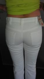 Dames white Jeans Shiva