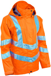 Dames High Vis Jack RWS