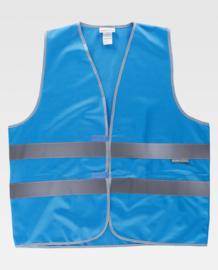 Veiligheidshesje Blauw