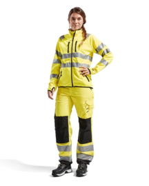 Dames HighVis Softshell