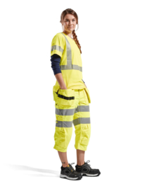 Dames HighVis piratenbroek