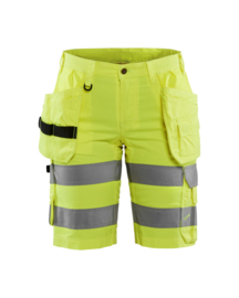 Dames HighVis Short Stretch