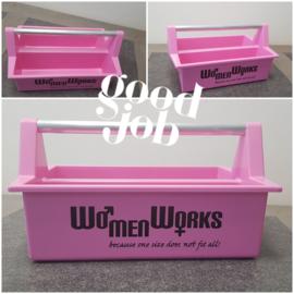 Toolbox Pink