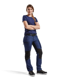 Dames Service broek Stretch 7159
