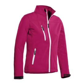 Dames Softshell Pink