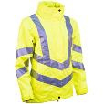 Dames High Vis Jack