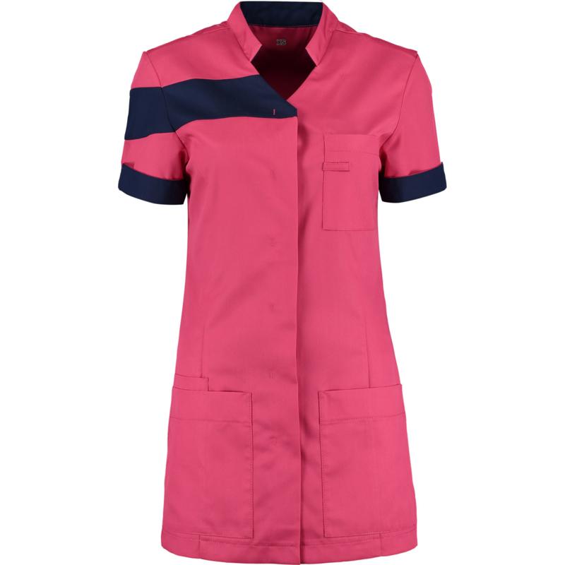 Dames Tuniek Juliette Shocking Pink/Marine