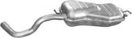 Einddemper Volkswagen Beetle 1.8 turbo BKF AWV AWU AVC APH, 2.0 AZJ