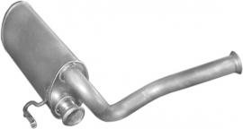 Middendemper Peugeot 605