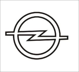 Opel uitlaatsetjes