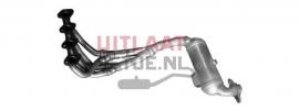 Mercedes A140 W168 00- -> KAT- (EA-18-093)